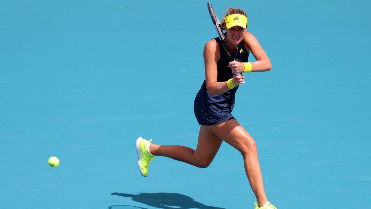 WTA : Halep se sépare de son entraîneur