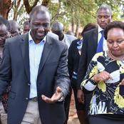 CS Peter Munya Fires a Warning Shot at DP William Ruto Telling him to Stop Claiming Uhuru's Projects