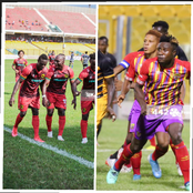 Ash Gold's Last Minute Penalty Goal Stops Hearts Of Oak From Overtaking Asante Kotoko