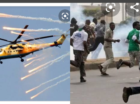 Today's Headlines: Residents Panic As Military Launches Another Air Strike In Benue, ASUP Slams FG