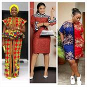 Classy Ankara wears to check out.