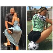 Checkout Photos Of Jane Mena And Her Husband Giving Relationship Goals