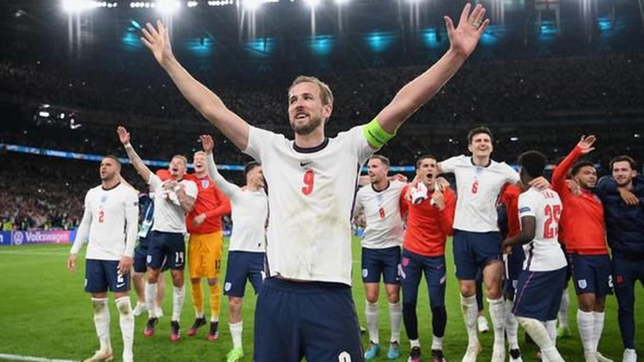 Gary Lineker responds to Harry Kane equaling his record with Euros final message