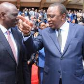 'Uhuru Stopped Us From Impeaching DP Ruto' Murathe Reveals How President Uhuru Protected Ruto