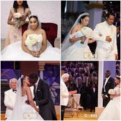 Meet The Handsome Husband of Pastor Chris Oyakhilome's Daughter, Sharon (Photos)
