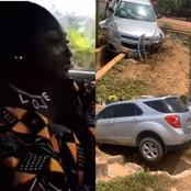 Another Sad News Hits Despite Media As Popular Female Presenter Involved In Fatal Accident (Photos)