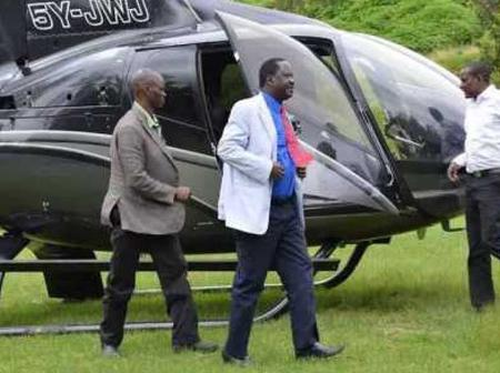 Details Emerge on Why Raila was set to Visit Nyeri Before He Fell Sick