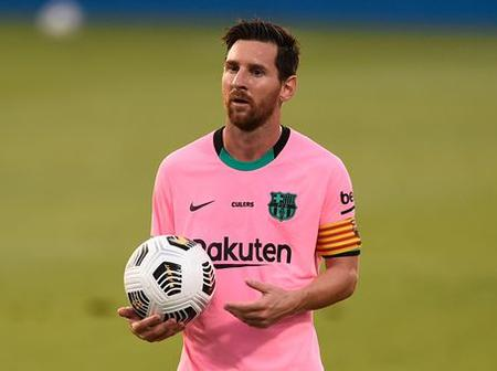 Latest football transfer News as Lionel Messi nears Joining Guadiola