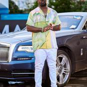 See Luxurious Cars And Mansions Of Sarkodie