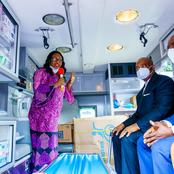 Gov. Uzodimma Flags off Health at your Door Step Project; Rolls out Mobile Clinics to the LGAs.