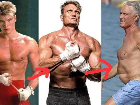Tribute To Action Movies Star Dolph Lundgren
