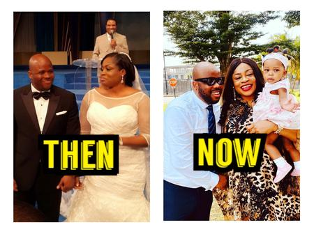 6 Years After She Got Married At The Age Of 41, See Stunning Photos Of Nigerian Gospel Singer Sinach