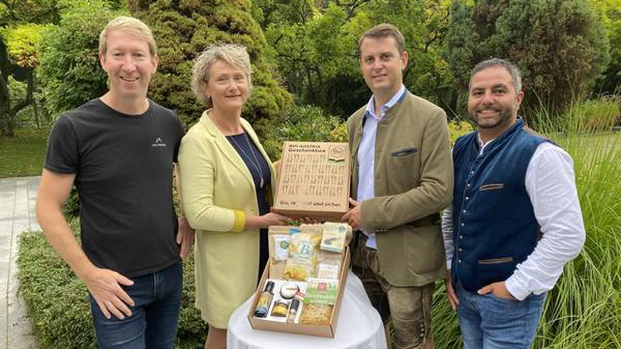 BIO AUSTRIA Genussbox: Regionaler Bio-Genuss macht Freude