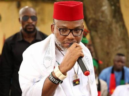 Hours After Owerri Prison Was Set Ablaze, See What Nnamdi Kanu Said That Stirs Reactions