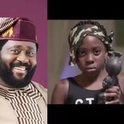 Meet The Only Daughter Of Desmond Elliot Who Is An Actress
