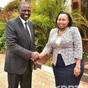 Millicent Omanga Says Handshake is Crumbling