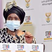 Dlamini-Zuma extends National State of Disaster until May 15.