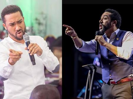 Few Years After He Became A Pastor, See More Recent Pictures Of Majid Michel