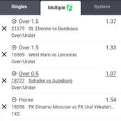 7 Over/Under Bets Selections For Today To Win You Big.