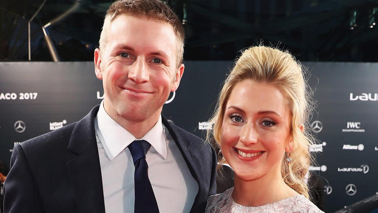 Laura Kenny looks sensational in never-before-seen wedding photo with Jason