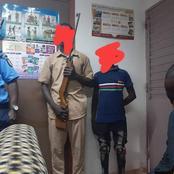 L'élève qui a menacé son éducateur avec un fusil de chasse a été interpellé à Ouangolodougou