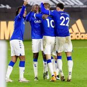 Super Eagles star shines for Everton in their 1-0 victory over Southampton FC