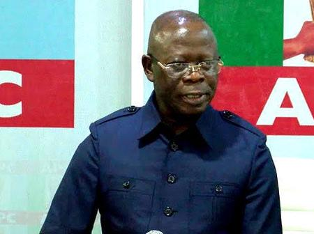 Opinion: Why Adams Oshiomhole Must Play His Ace Card In APC Ahead Of 2023 By Omo-Ikirodah