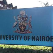 University of Nairobi VC Makes History as he Does This to Students Previously Expelled by University