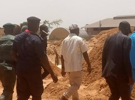 Plateau LG Chairman sacked hours after Herdsmen killed eight miners in his domain