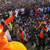 Listen To Raila's Funny Remarks In Busia BBI Rally