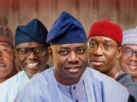 Opinion: 10 Best Performing Governors In Nigeria Right Now