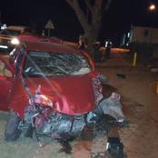South African hit maker involved in a horrific car accident