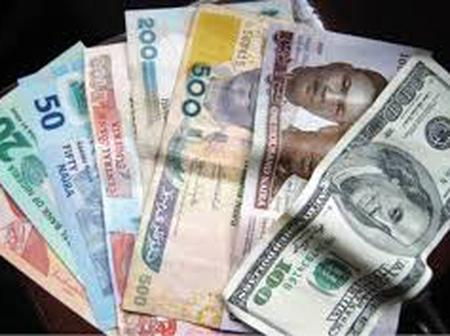 Dollar To Naira Rate Is Not At N450 or N470, Here's The Price In The Nigerian Black Market