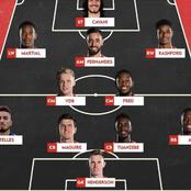 How Liverpool, Manchester United & Arsenal Could Lineup For Their Next Premier League Matches
