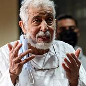 جنايات القاهرة تصدر حكمها ضد محمود عزت القائم بأعمال مرشد الإخوان في قضية أحداث مكتب الإرشاد