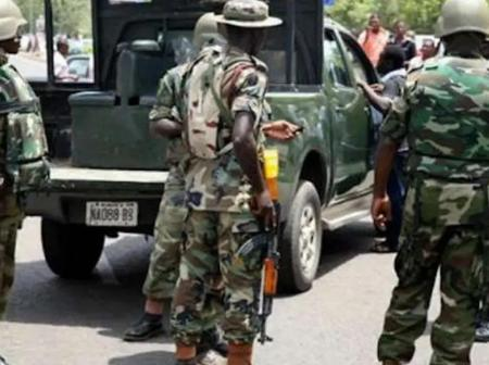Bloody Friday As Soldiers Open Fire On  Youths In Taraba