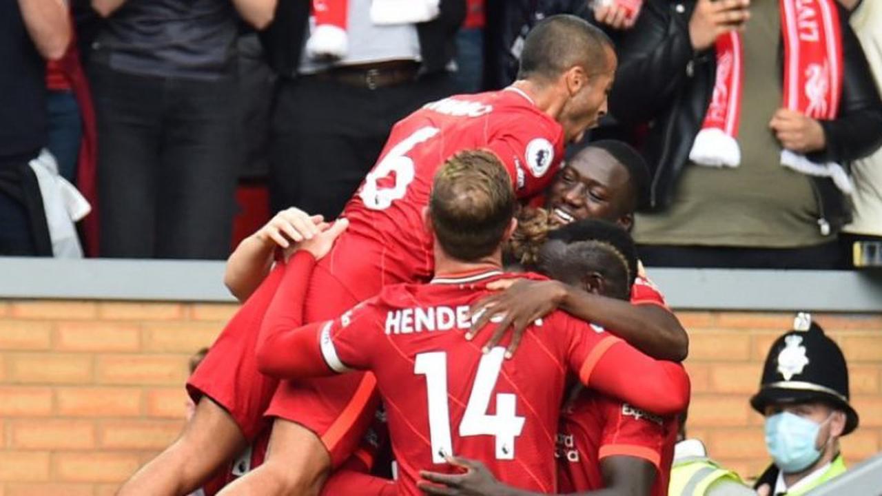 Premier League (J5) : Liverpool enchaîne et prend la tête provisoire