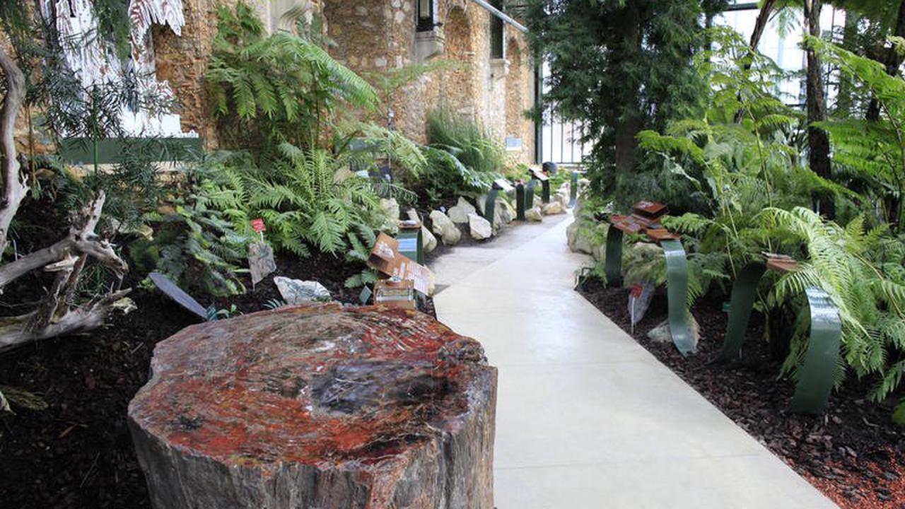 Les journées du patrimoine au Jardin des plantes