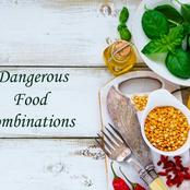7 Poisonous Food Combinations You should Never Try