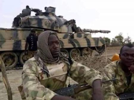 We Received Order Not To Repel Boko Haram Attack In Borno - Military Source