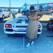 Anele Mdoda looking hot on her recent pictures, losing weight has done her good-see pictures-Opinion
