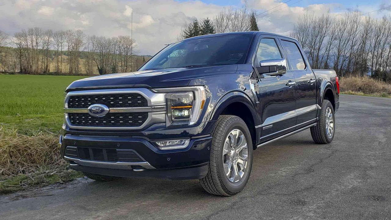 2021 Ford F-150 PowerBoost Hybrid: Review