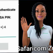 Safaricom Leaves Most In Doubts After Safaricom Zuri Demanded Mpesa PIN For It's Services