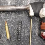3 men arrested for being in possession of illegal firearm