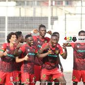 Kumasi Asante Kotoko: Questions have been raised about us in terms of performance but we are glad to find it back