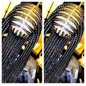 22 Hot Ghana Weaving Hairstyles
