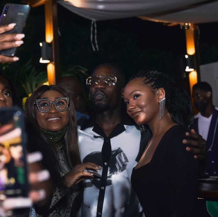 Photos and videos from singer, Mr. Eazi