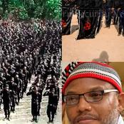 Nnamdi Kanu Clearly States The Mission Of ESN in Nigeria. SEE What He Just Said.