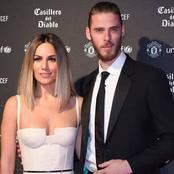 Did you know? David De Gea's wife is 5 years older than him