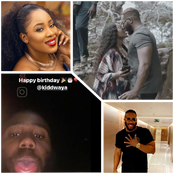 Check out The Exclusive Picture Of Kiddwaya That Erica Posted As She Wishes Him A Happy Birthday